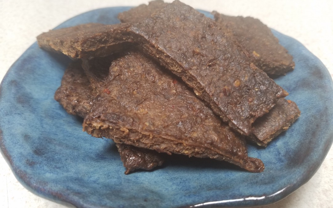 Ground beef jerky
