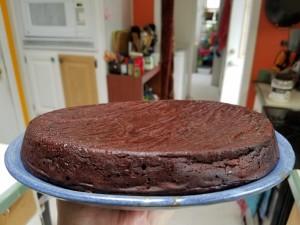 Paleo GF chocolate cake